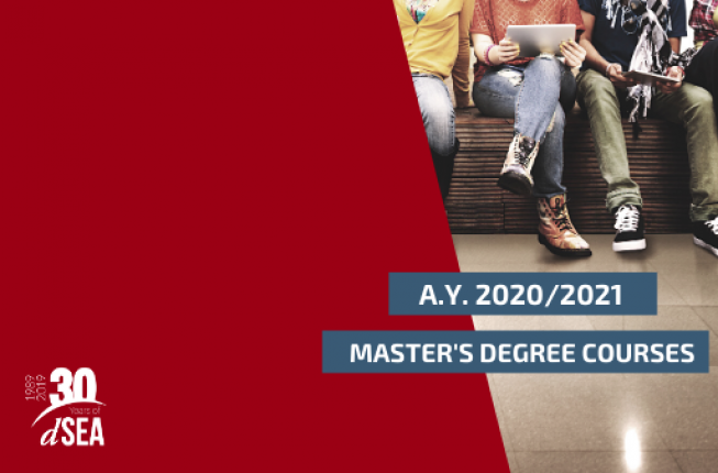 Collegamento a Admission to our Master's Degree courses