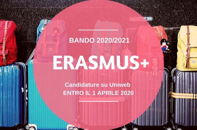 Collegamento a  Erasmus+ A.A. 2020/2021